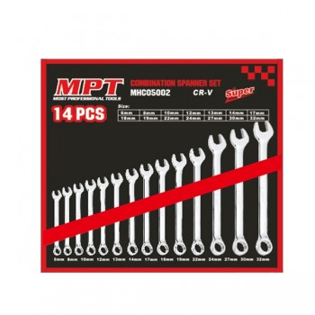 Combination Spanner Set (14pcs) / MHC05002